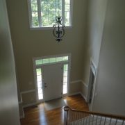 2-story entry