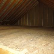 detached garage walk-up attic